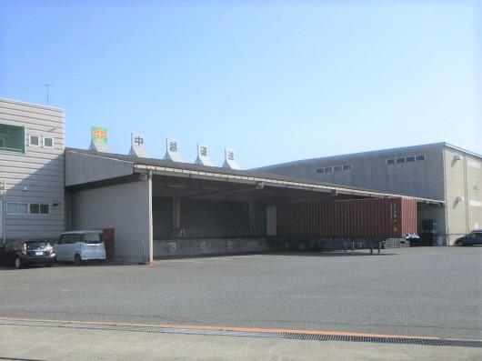 名古屋物流センター 外観